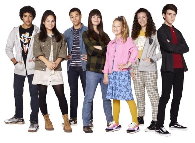 CABO & STREAMING: Nickelodeon estreia quarta temporada de Hunter Street