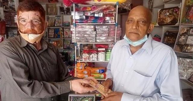 हिमाचलः ईमानदारी हो तो ऐसी- बार्बर शॉप चलाने वाले ने बूढ़े शख्स को लौटाया कैश का बंडल