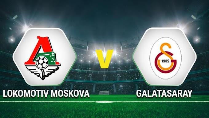 Galatasaray  - Lokomotiv Moskova Maçı Canlı şifresiz izle