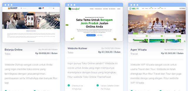 Jasa Pembuatan Website Bogor Murah 50Ribuan Profesional Berkualitas Terbaik