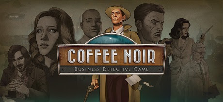 Coffee Noir Business Detective Game-GOG