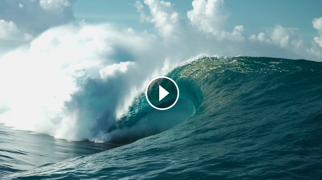 Exclusive Teahupoo s Swan Song