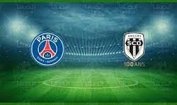 مشاهدة مباراة أنجية وباريس سان جيرمان بث مباشر اون لاين في الدوري الفرنسي العالمي سبورت