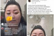 Viral! Live Di Akun Facebook, Ibu ini Kesal Kinerja BKD Kota Singkawang