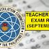 September 2021 Teachers Board Exam Result (LET) - SECONDARY LEVEL
