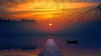 Lake Sunset - Photo by Johannes Plenio on Unsplash