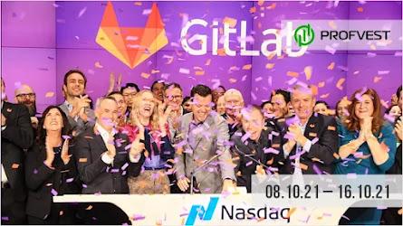 Важные новости из мира финансов и экономики за 08.10.21 - 16.10.21. GitLab подскочил на 35% на Nasdaq