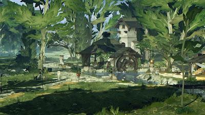 Book of Travels Video Game Screenshot