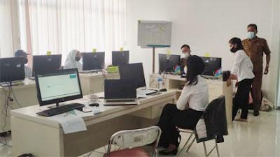 Siswa di Kawasan PLTA Asahan 3 Bisa Laksanakan ANBK Berkat PLN Peduli Pendidikan