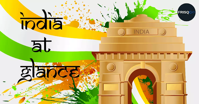 India at Glance