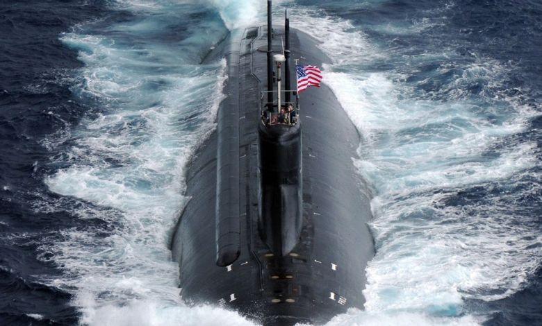 Heboh! Kapal Selam Nuklir Amerika Serikat Tabrak Sesuatu 'Misterius' di Laut China Selatan