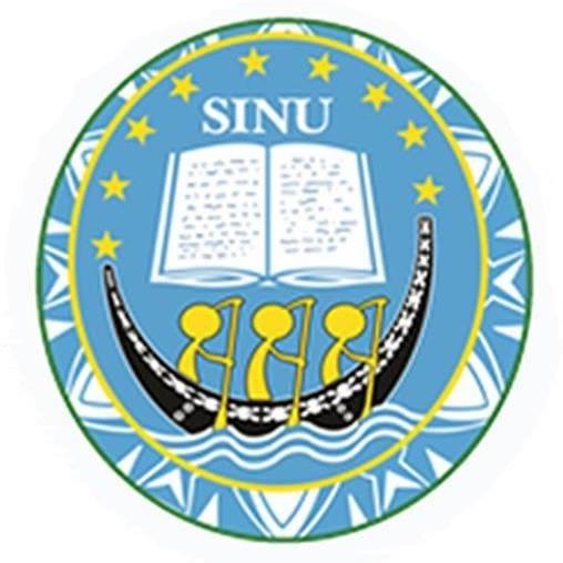 Solomon Islands National University Logo