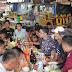 Inggat Masa Kecil Danlantamal II Makan Bersama Sopir  Angkot