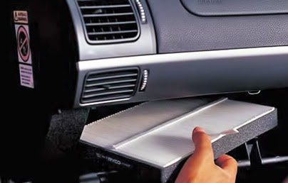 Operating air-conditioners of a vehicle without Automotive AC Filter can damage the overall system and reduce the air quality