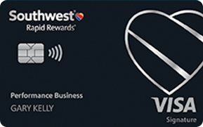 Chase Southwest Rapid Rewards Performance Business Credit Card Review [80,000 Bonus Points & $199 Annual Fee]