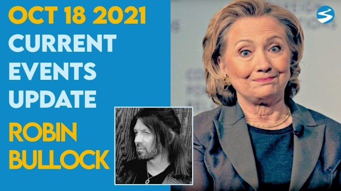 Robin Bullock's Current Events Update: Hillary Clinton Is Next