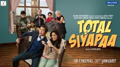 Total Siyapaa 2014 Hindi Tamil Telugu Malayalam 480p BluRay