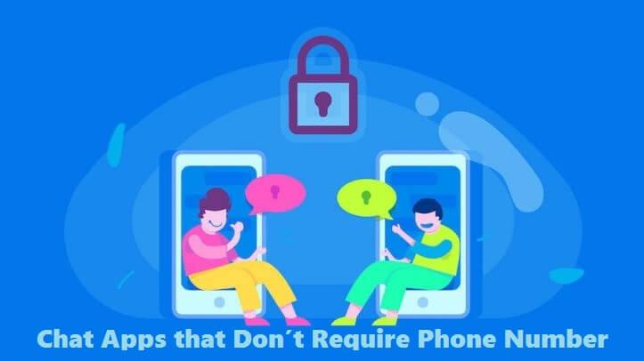 أفضل, تطبيقات, دردشة, بدون, رقم, هاتف