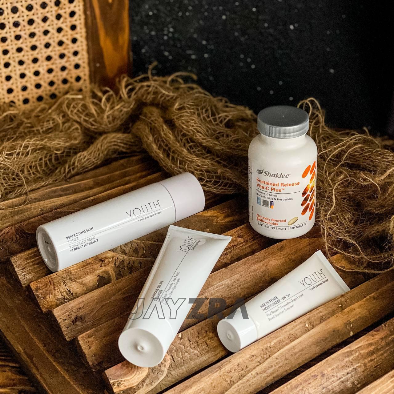 Pencuci Muka untuk Kulit Berminyak vitaminayu