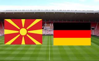 موعد مباراة ألمانيا ضد مقدونيا الشمالية في تصفيات كأس العالم والقنوات الناقلة لها
