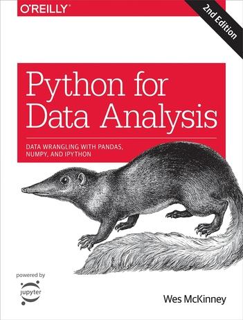 Python for Data Analysis in pdf