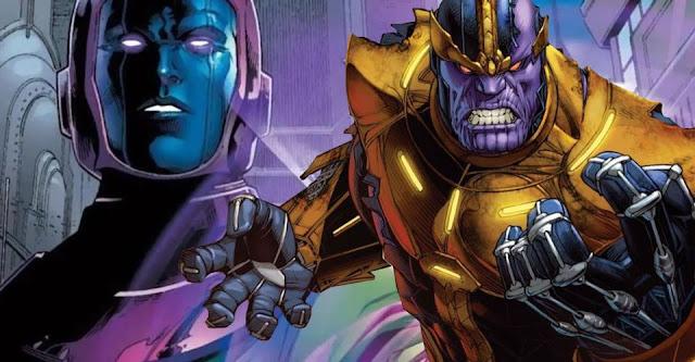 Kang vs Thanos ai là kẻ chiến thắng