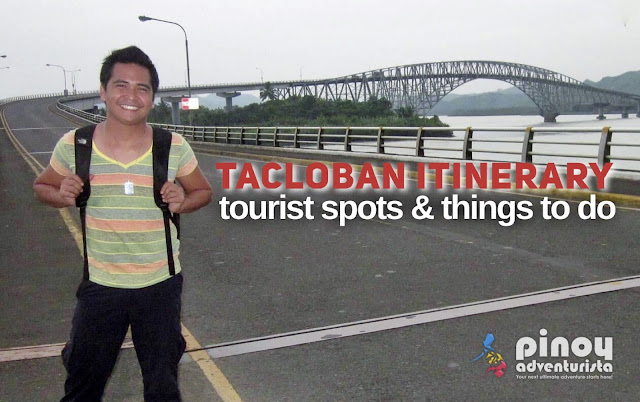 Things to do in Tacloban Travel Guide Blog Itinerary Leyte Tourist Spots