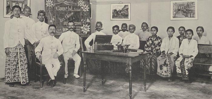 Sejarah Sekolah di Bogor tempo dulu