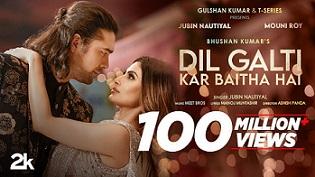 Dil-Galti-Kar-Baitha Hai-lyrics