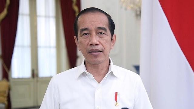Jokowi Ucapkan Selamat ke PM Baru Malaysia Ismail Sabri