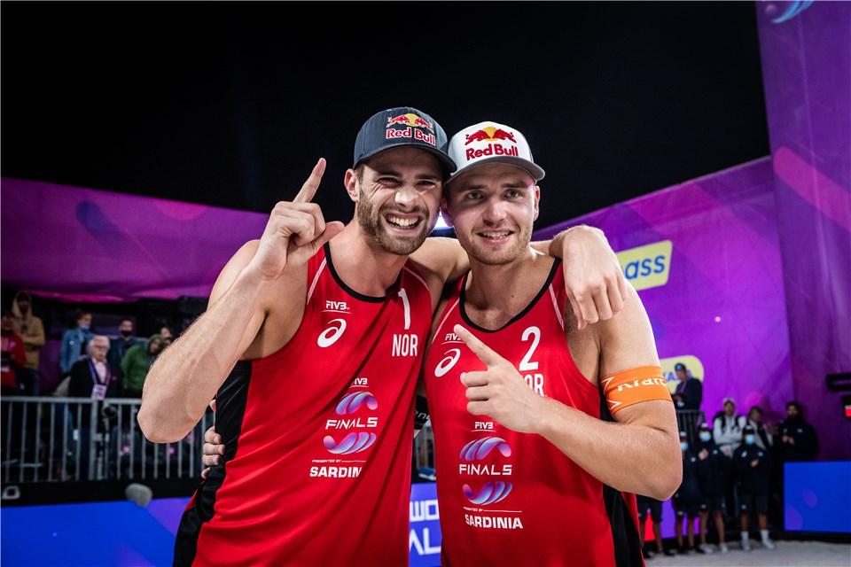 Anders Mol e Christian Sorum