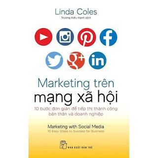 Sách - Marketing trên mạng xã hội ebook PDF EPUB AWZ3 PRC MOBI