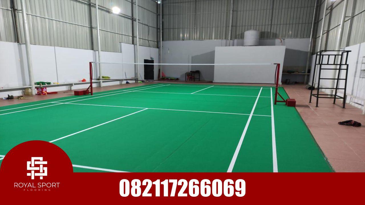 Harga Karpet Badminton