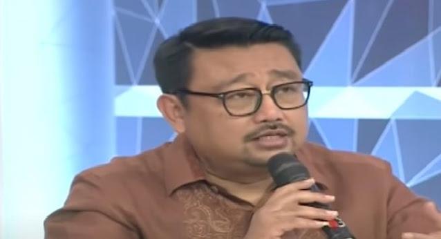 Rachland Nashidik Sindir Moeldoko, Nasehat Tata Krama dari Begal Partai