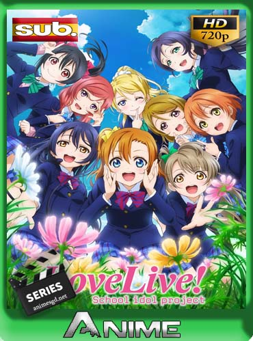 Love Live School Idol Project [13/13] +Ova SubtituladoHD [720P] [GoogleDrive] DizonHD