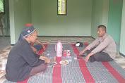 Jalankan Commander Wish Point 3, Kapolsek Kopo Ngopi Wae Bareng Tokoh Agama