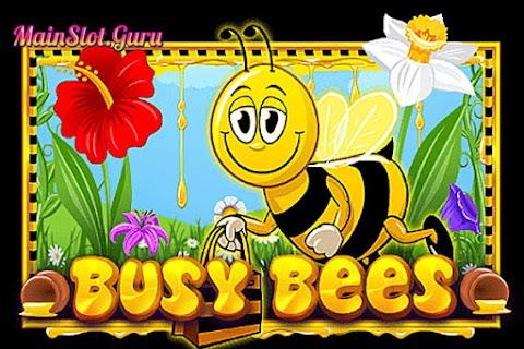 Main Gratis Slot Busy Bees (Pragmatic Play) | 96.00% Slot RTP