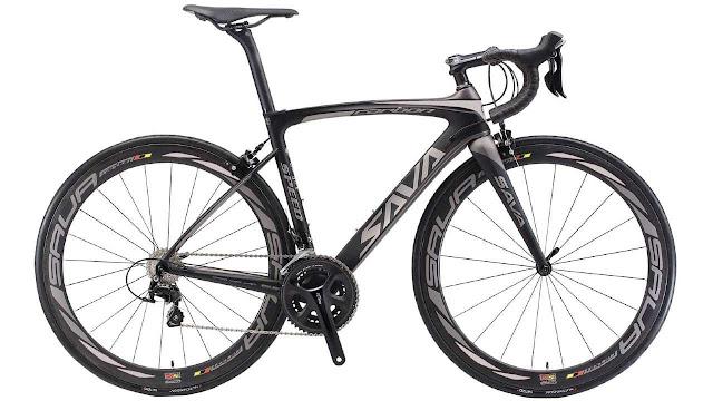 SAVA HERD6.0 T800 Carbon Fiber Road Bicycle
