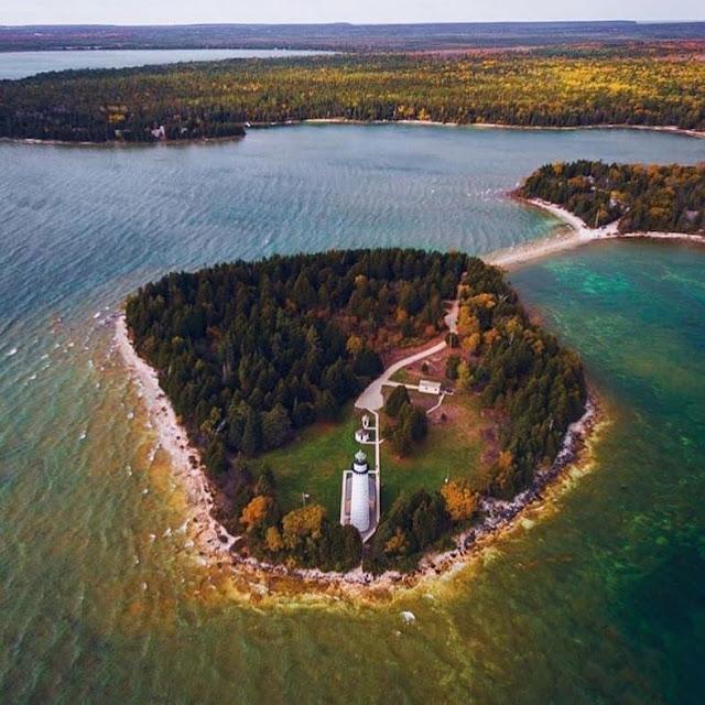 Cana Island Door County Wisconsin