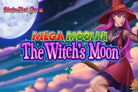Main Gratis Slot Mega Moolah The Witch's Moon (Microgaming) | 88.80% Slot RTP