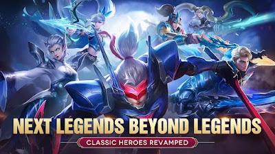 Mobile Legends v1.6.18.6761 MOD APK (Drone View/Radar/Skin) Download