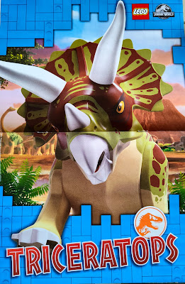 Poster triceratops