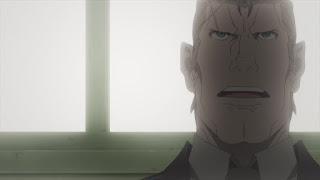 月とライカと吸血姫 第1話 ヴィクトール中将 Lieutenant Victor CV.てらそままさき   Tsuki to Laika to Nosferatu