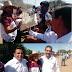 Alcalde Juan Jesús Flores Entrega Proyectos a Secretaria del Medio Ambiente