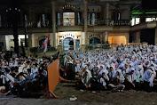 Santri Ponpes Al Amin Sukabumi Rayakan HSN 2021