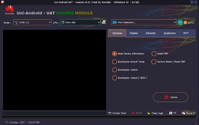 Uni-Android Tool - UAT - Huawei Module Version 4.01 Cr@cked