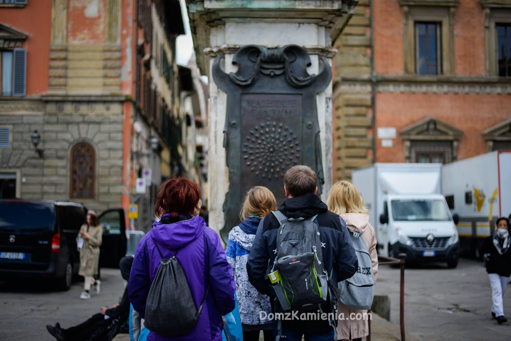 Warsztaty kulinarno trekkingowe - Spacer po Florencji