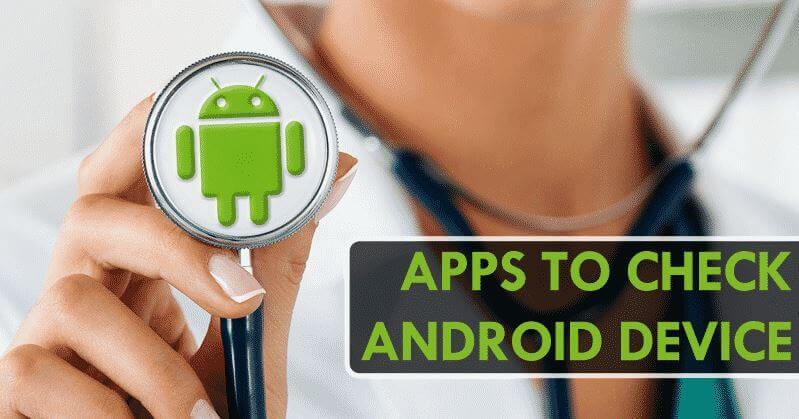 تطبيقات, إجراء, فحص, للهاتف, الذكي, الذي, يعمل, بنظام, اندرويد
