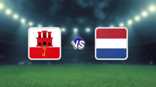 نتيجة مباراة هولندا وجبل طارق اليوم 11-10-2021 في التصفيات الاوروبيه المؤهله لكاس العالم