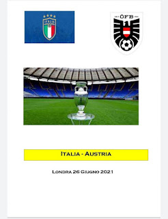 Italy-Austria match tactics PDF